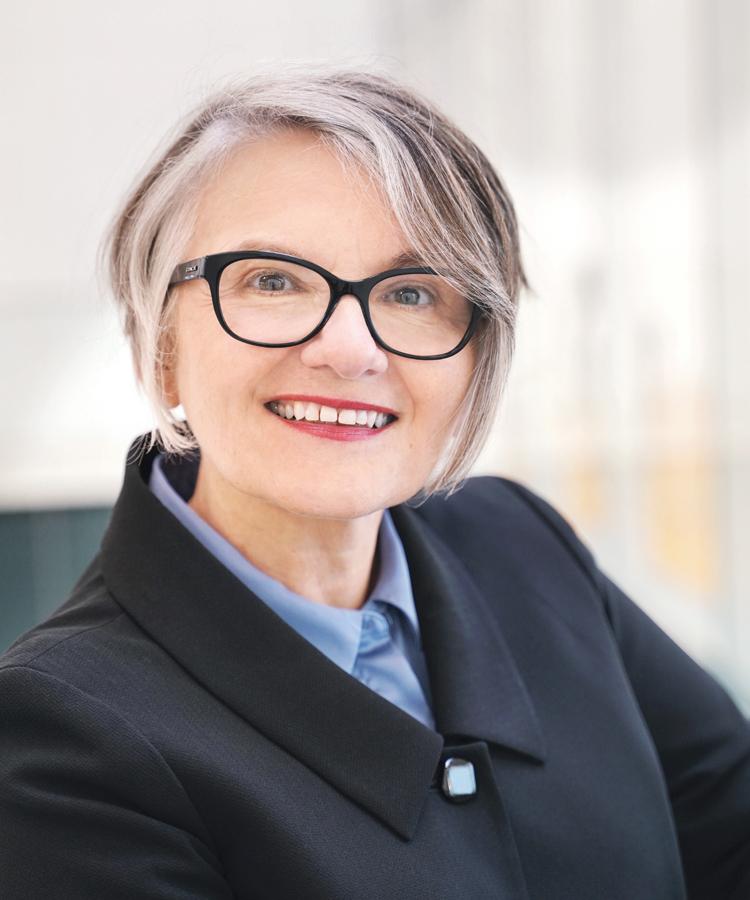 Goranka Vukelich, Executive Dean, Community Services