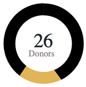26 Foundation Donors