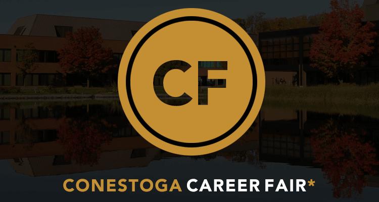 Conestoga career fair plus image
